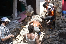 Haiti liczy straty po trzęsieniu ziemi