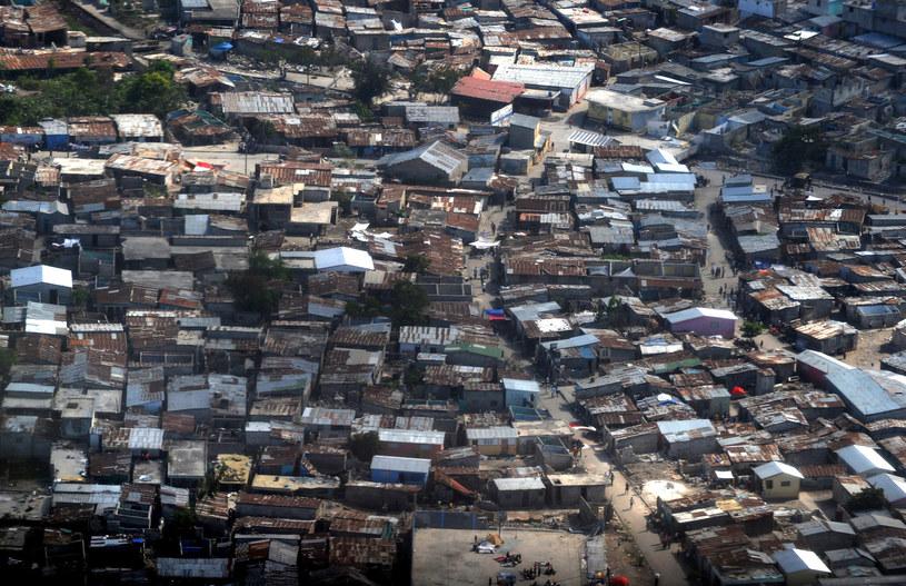 Haiti po trzęsieniu ziemi w 2010 r. /JUAN BARRETO /AFP
