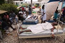 Haiti: W trzęsieniu ziemi zginęło ponad 1400 osób