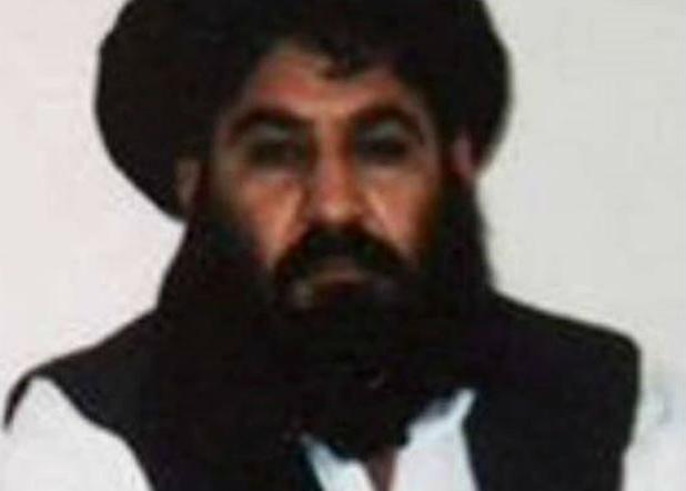 Hajbatullah Ahundzadeh zastąpił Achtara Mohammeda Mansura (na zdjęciu), który zginął w sobotnim ataku /AFP