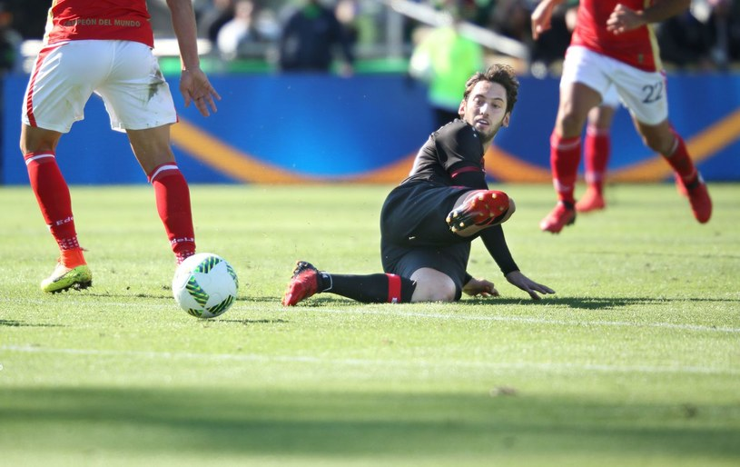 Hakan Calhanoglu /AFP