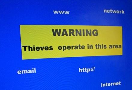 Hakerzy mieli dostęp do serwerów od października 2008 aż do kwietnia 2009 fot. Steve Woods /stock.xchng