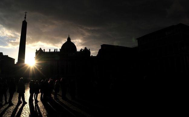 Hakerzy wypowiedzieli regularną wojnę Watykanowi /AFP