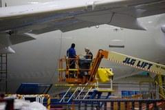 Hala produkcyjna Boeinga. Tam powstają Dreamlinery