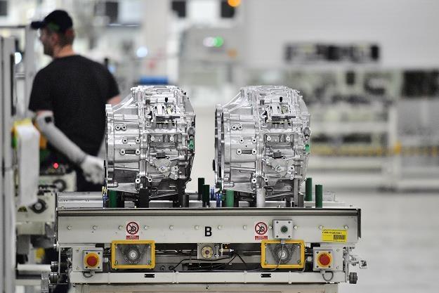 Hala produkcyjna w fabryce Toyoty w Wałbrzychu /PAP