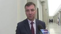 Halicki (PO) o korespondecji pomiędzy Dudą i Macierewiczem oraz liście byłych prezydentów (TV Interia)