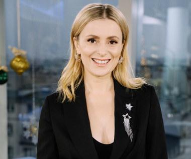 Halina Mlynkova jest w ciąży. Nie chciała tego zdradzać przed kamerami