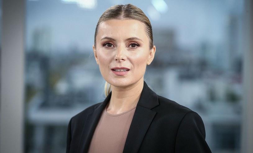 Halina Mlynkova zachwyciła Internautów najnowszym zdjęciem /Kamil Piklikieiwcz /East News