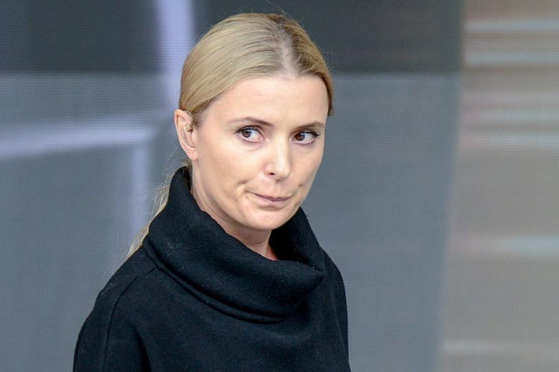 Halina Mlynkova /Tadeusz Wypych /Reporter