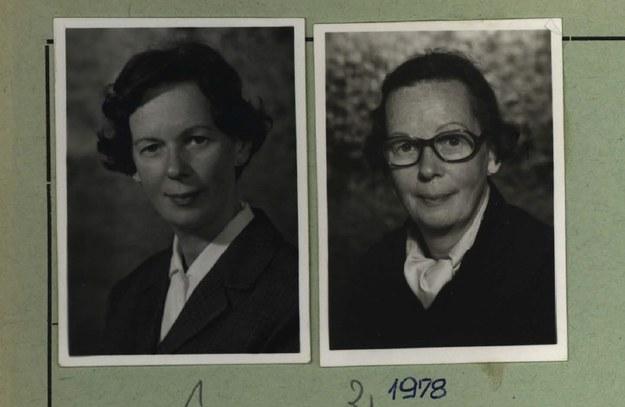 Halina Szymańska vel Alice Kraffczyk /z archiwum warszawskiego IPN /