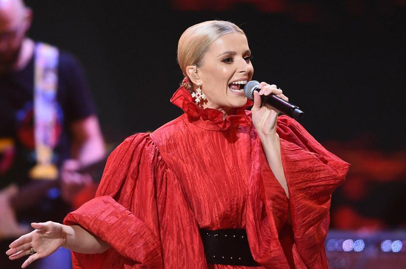 Halinka Mlynkova w czasie epidemii koncertuje online /Mateusz Jagielski/East News /East News