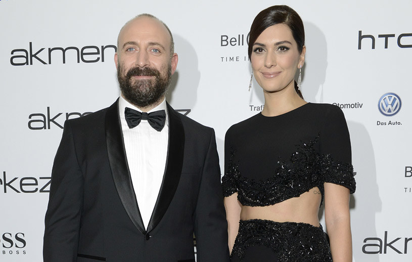 Halit Ergenc i Berguzar Korel /S. Alemdar /Getty Images