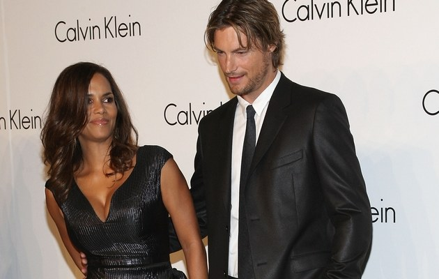 Halle Berry i Gabriel Aubry /- /Getty Images