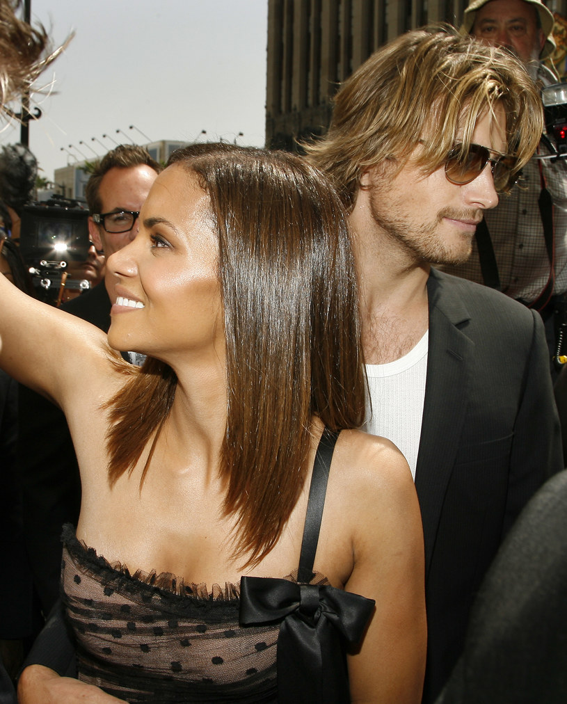 Halle Berry i Gabriel Aubry /Vince Bucci /Getty Images