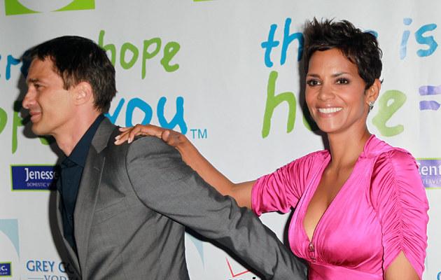 Halle Berry i Olivier Martinez nie mają zamiaru się rozwodzić! /David Livingston /Getty Images
