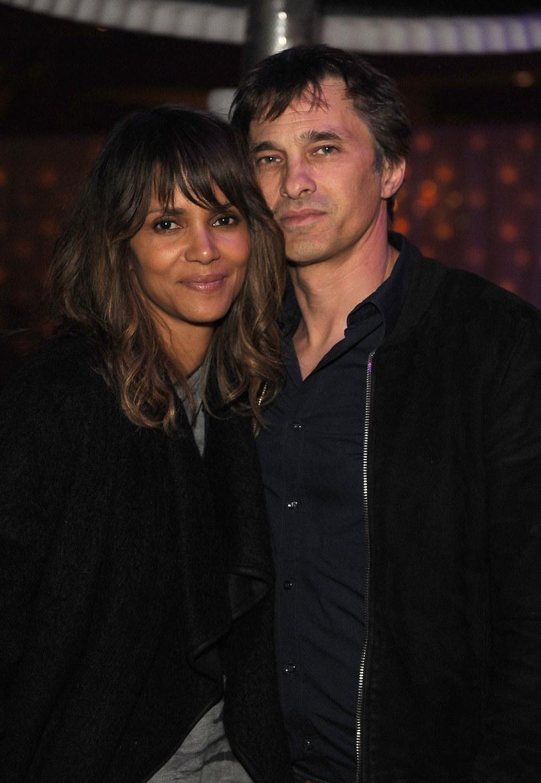 Halle Berry i Olivier Martinez niedawno ogłosili rozstanie /Joshua Blanchard /Getty Images