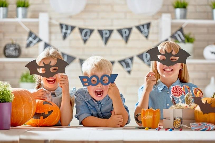 Halloween to okazja do zabawy /©123RF/PICSEL