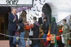 Halloween w Biały Domu