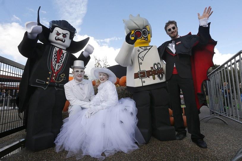 Halloween w LEGOLANDZIE /materiały prasowe