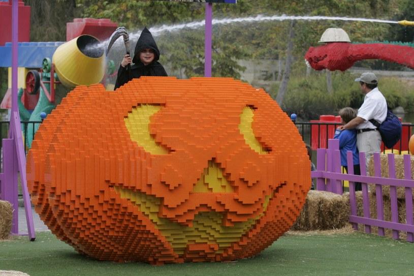 Halloween z klocków /materiały prasowe