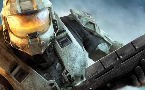 Halo 3 - motyw graficzny /Informacja prasowa