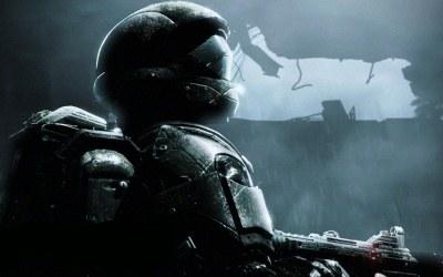 Halo 3: ODST - fragment okładki z gry /INTERIA.PL
