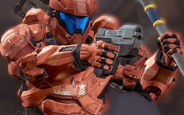 Halo 4 - motyw graficzny /Informacja prasowa