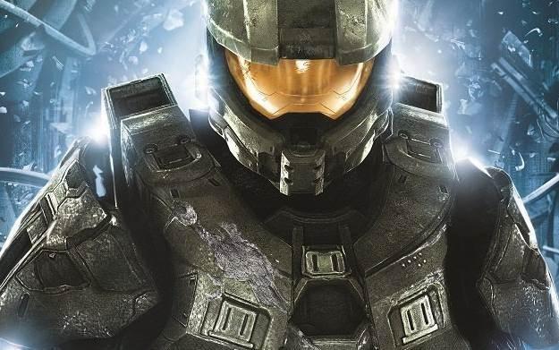 Halo 4 - motyw graficzny /