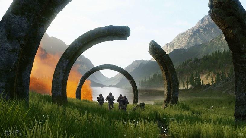 Halo Infinite /materiały prasowe