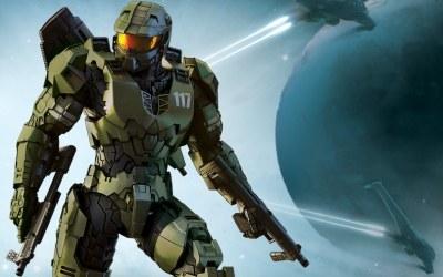 Halo: Legends - motyw graficzny /Informacja prasowa