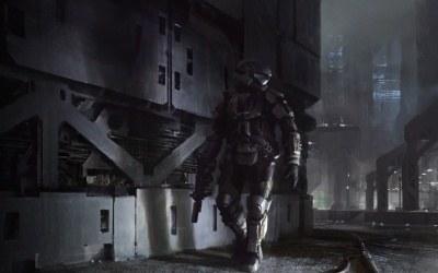 Halo: ODST - motyw z gry /Informacja prasowa