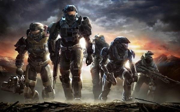 Halo: Reach - fragment okładki z gry /Informacja prasowa