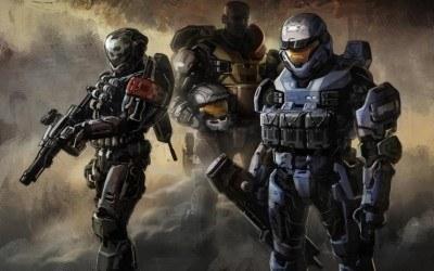 Halo: Reach - motyw graficzny /Informacja prasowa