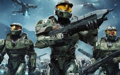 Halo Wars - motyw graficzny /INTERIA.PL