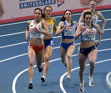 Halowe ME. Co za bieg kobiet na 800 metrów! Dwa medale dla Polski