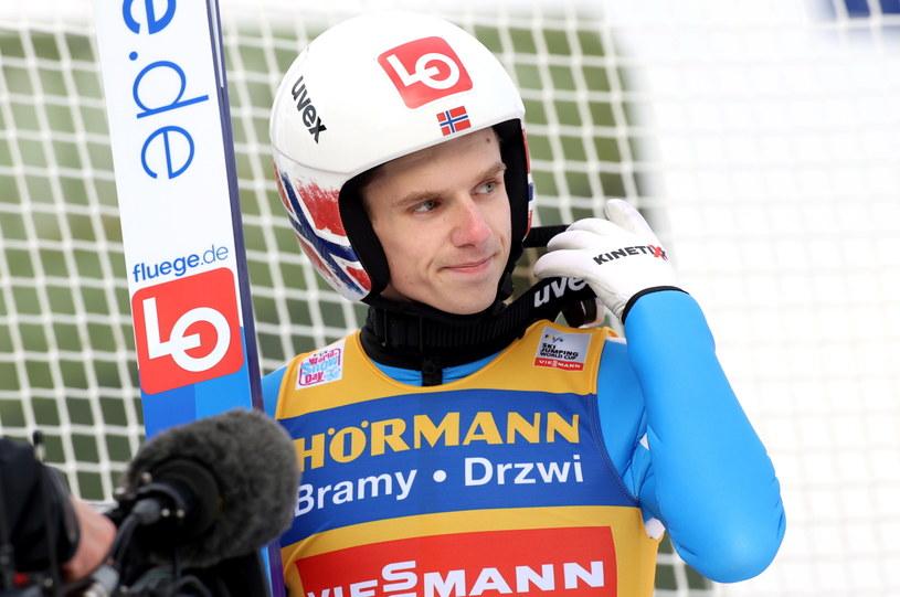 Halvor Egner Granerud / Grzegorz Momot    /PAP