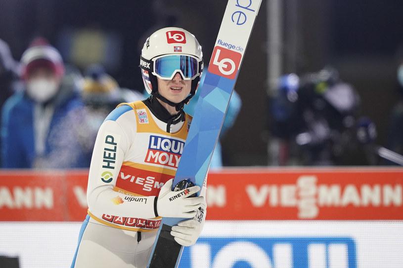 Halvor Egner Granerud /TOMASZ MARKOWSKI / NEWSPIX /Newspix