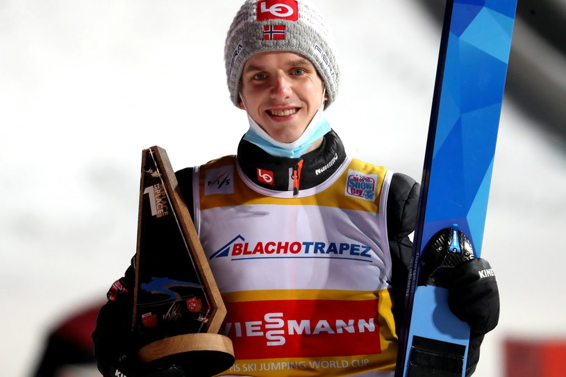 Halvor Egner Granerud /Grzegorz Momot /PAP