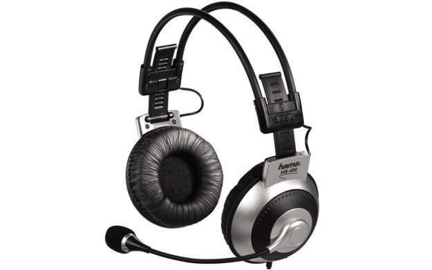 Hama HomeClass-Vibra HS-400 - zdjęcie wibrujących słuchawek /Informacja prasowa