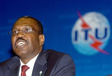 Hamadoun Toure, szef ITU /AFP