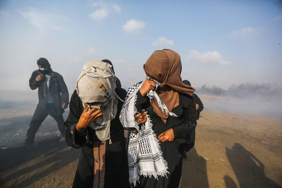 Hamas ogłosił zawieszenie broni w Strefie Gazy /AA/ABACA /PAP