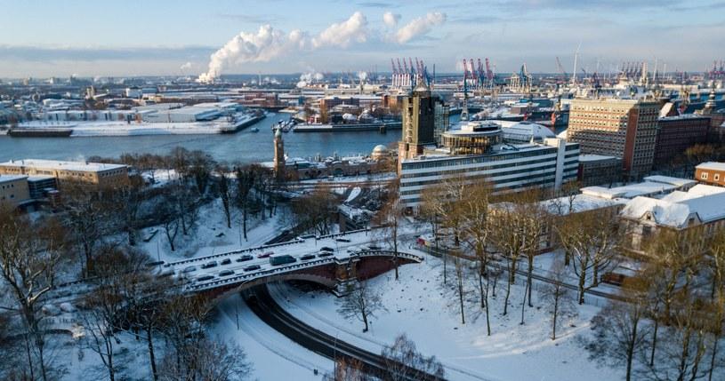 Hamburg w Niemczech /AFP