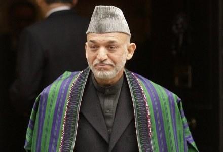 Hamid Karzaj został ponownie prezydentem Afganistanu /AFP