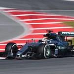 Hamilton wygrywa pierwsze treningi
