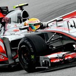 Hamilton z pole position ruszył do GP Malezji