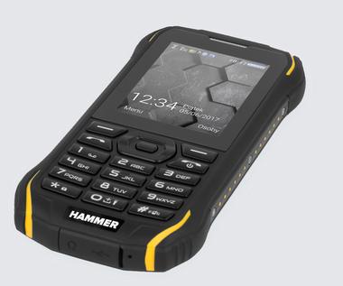 Hammer Delta - pancerny telefon za 149 zł