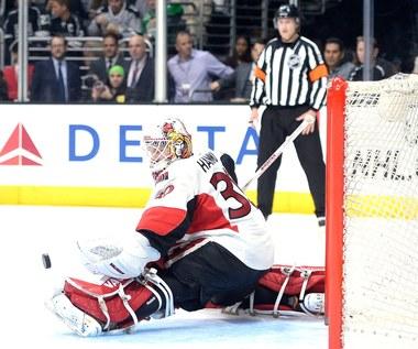 Hammond ma najlepszą serię bramkarza w NHL od 80 lat