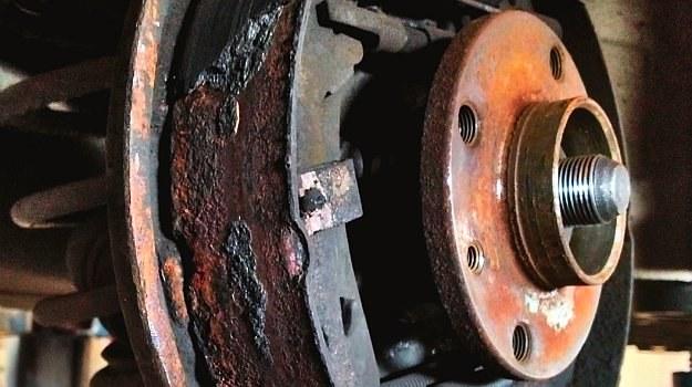hamulce bębnowe /Motor