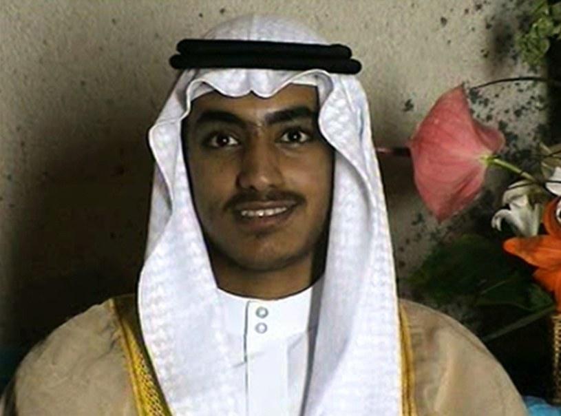 Hamza bin Laden, zdjęcie udostępnione przez CIA, fot. CIA/Associated Press/East News /East News