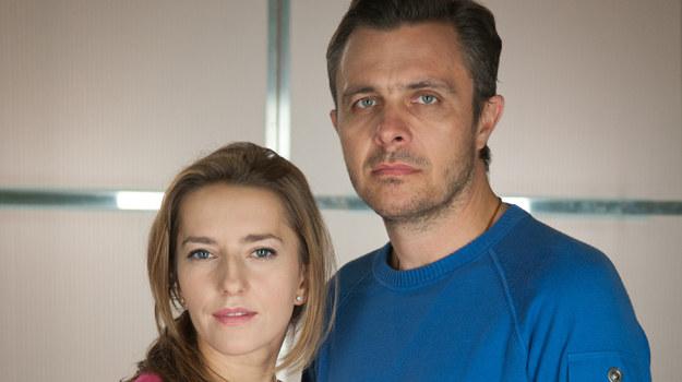 Hana wyzna Piotrowi, że chciałaby mieć z nim dziecko /  /Agencja W. Impact